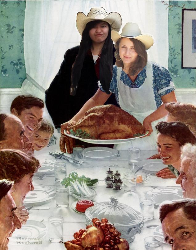 boo thanksgiving